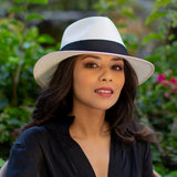 Tina M Jolie Fedora Resort Hat