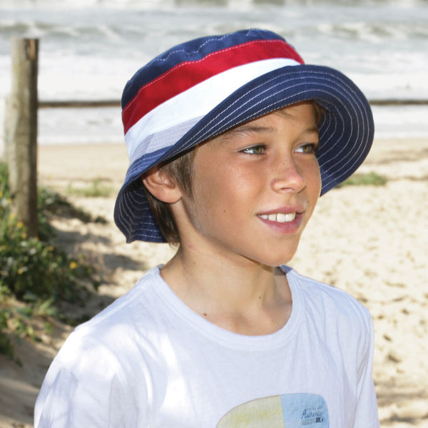 Nautical Charlie Boy's Hat