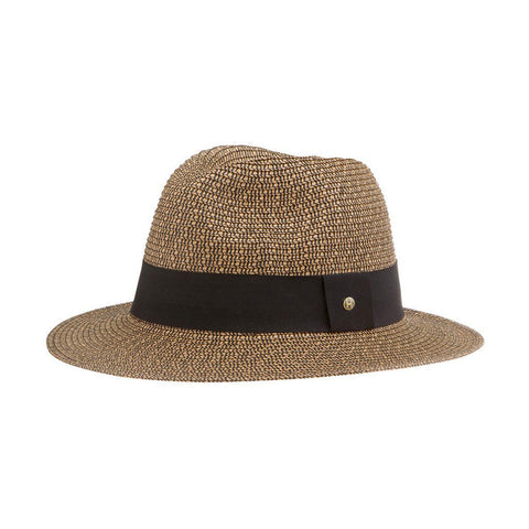 Mixed Brown Beau Emthunzini Hat