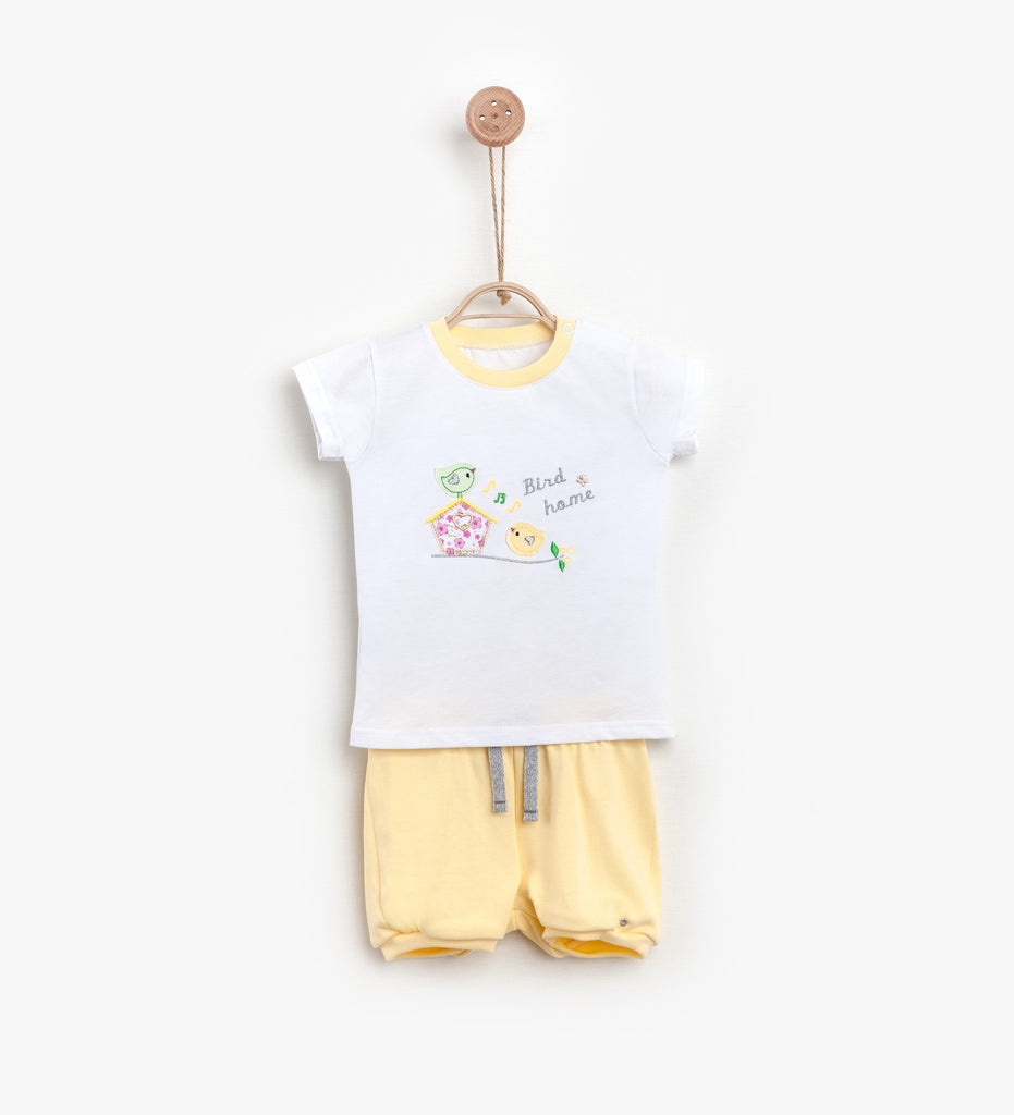 Baby  sheath and trousers