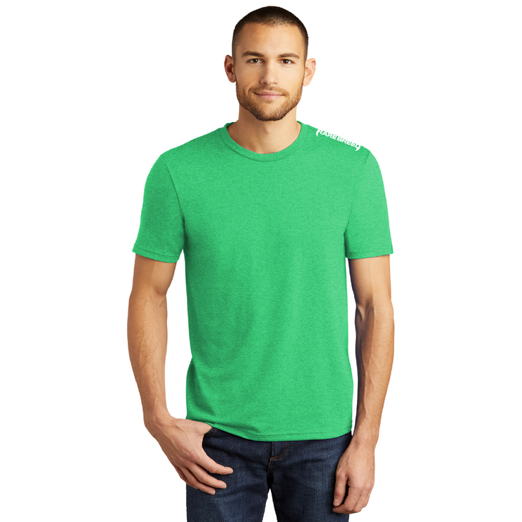 Rare Breed Unisex Crewneck Tee - Green Frost