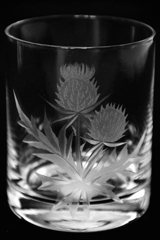 Water Glass Thistle