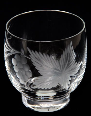 Water Glass Round