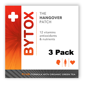 Bytox Hangover Prevention Patch