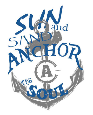 Coastal Assault T-Shirt | Anchor Love