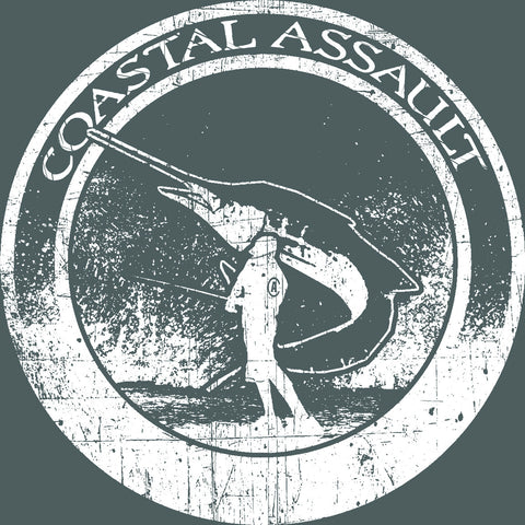 Coastal Assault T-Shirt | Epic Catch