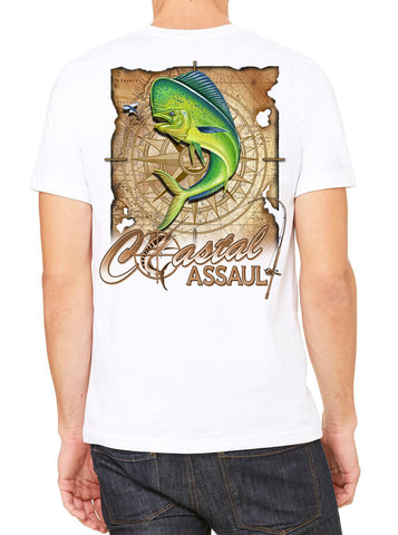 Coastal Assault T-Shirt | Compass