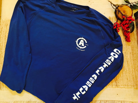 Coastal Assault Blue Water Longsleeve