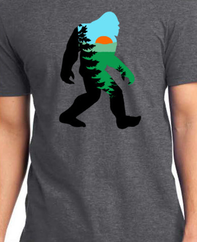 Mountain Squatch Tee