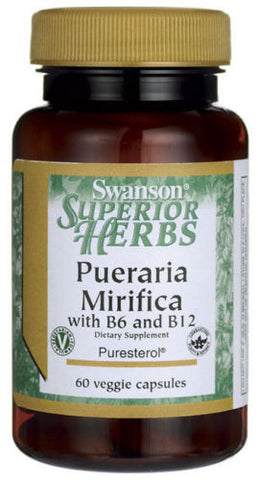 PUERARIA MIRIFICA / BUST FIRMING BREAST ENLARGEMENT / Menopause Relief, MORE