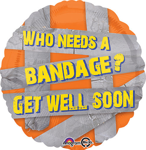 Get Well Soon Duct Tape