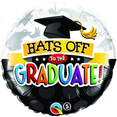 Hats Off to the Graduate
