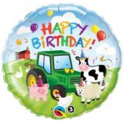 Birthday Barnyard