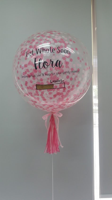 Customised Confetti Balloon