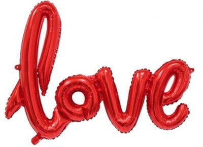 Love Script - Red