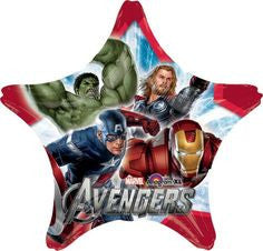 Avenger Assemble Star