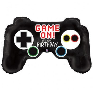 Game Controller Birthday