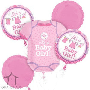 Babysuit Girl Bouquet
