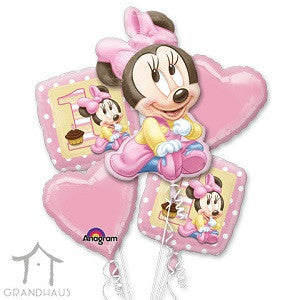 Baby Minnie Bouquet