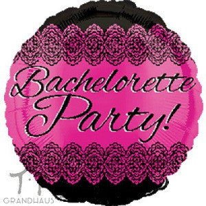 Bacherolette Party Lace