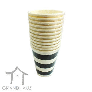 Black Stripes Cup