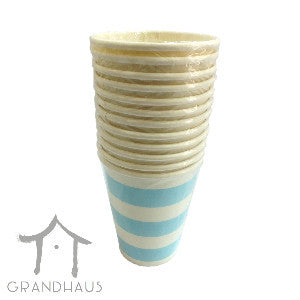 Blue Stripes Cup
