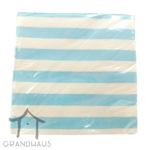Blue Stripes Serviette