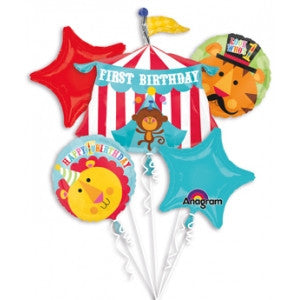 Fisher-Price Carnival 1st Birthday Bouquet