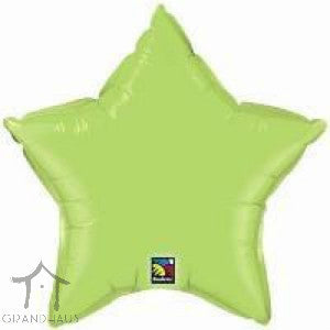 Star Lime Green