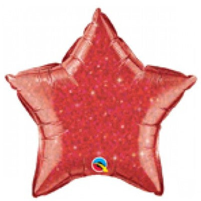 Star Crystalgraphic Red