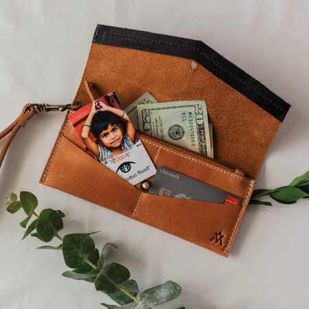 Mini Clutch Wallet
