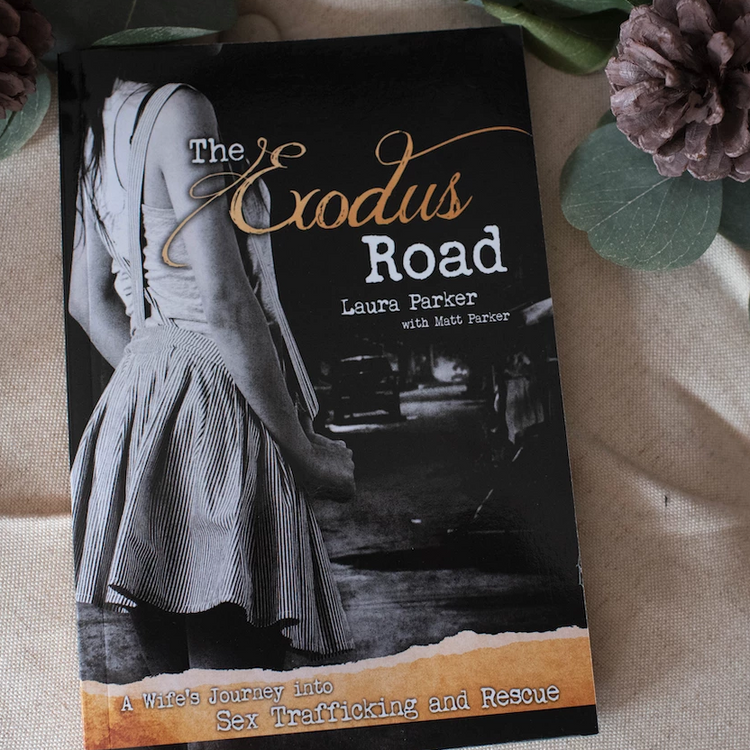 The Exodus Road: One Wife's Journey...
