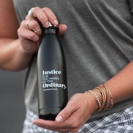 Justice Insulated Water Bottle