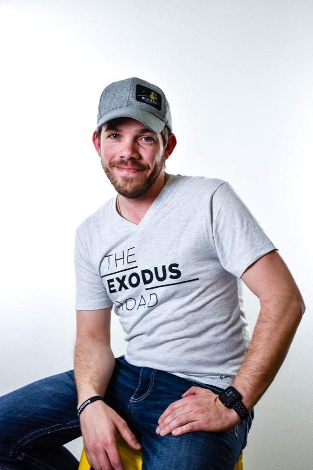 The Exodus Road V-Neck Tee