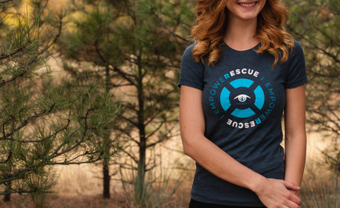 Empower Rescue (Women's Fitted)
