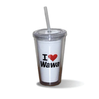 I Love Wawa 16 oz. Takeout Tumbler