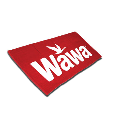 Wawa Red Beach Towel