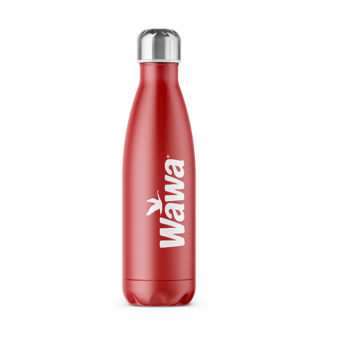Wawa Stainless Steel 17 oz. Bottle