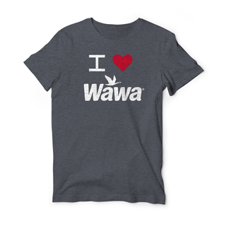I Love Wawa T-Shirt