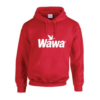 Wawa Classic RED Pullover Hooded Sweatshirt