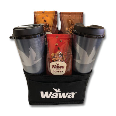 Wawa Coffee for 2 (Plastic Travel Mugs)
