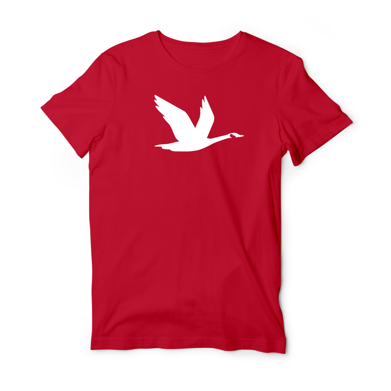 Wawa Goose Red Soft T-Shirt