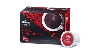 Wawa 100% Colombian Single Cup Coffee