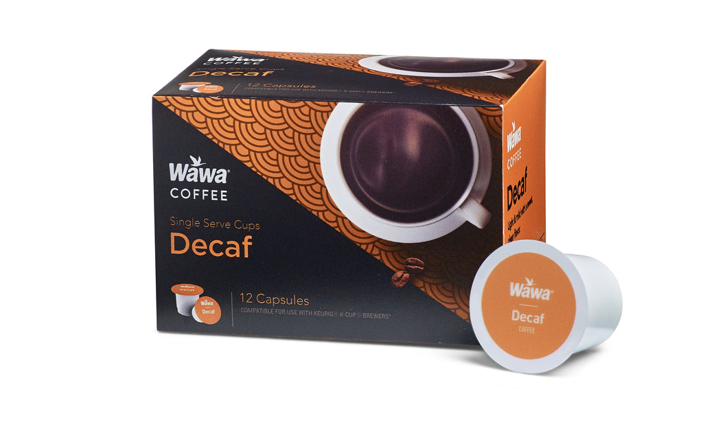 Wawa Decaffeinated Single Cup Coffee