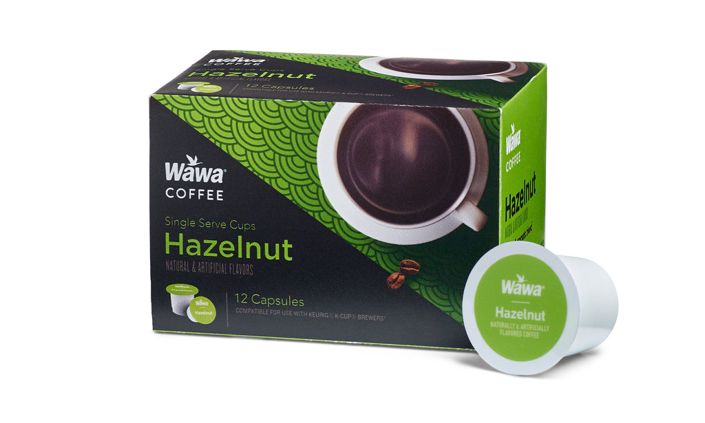 Wawa Hazelnut Single Cup Coffee