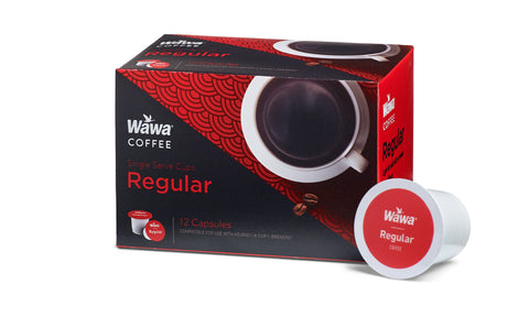 Wawa Regular Single Cup Coffee