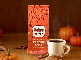 Wawa 12 oz. PUMPKIN SPICE GROUND Coffee