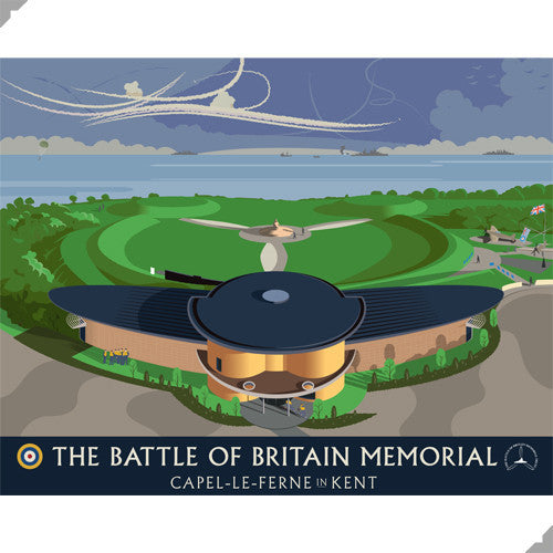 Lombard Street Gallery Margate Capel le Ferne Battle of Britain memorial