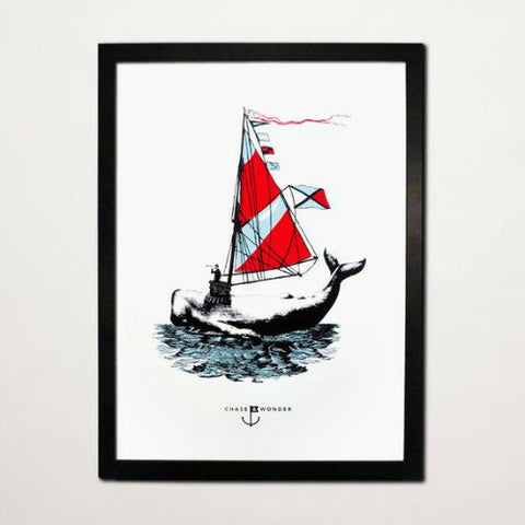 Chase and Wonder by Chase and Wonder (Limited Edition Print)