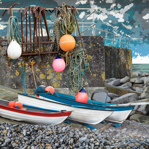 NEW Seascape 55 by Claire Gill (Limited Edition Print)